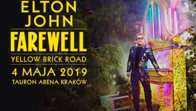 Photo of Elton John w Krakowie