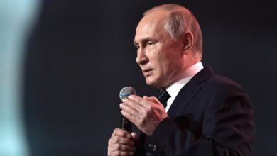 Photo of Putin wygrywa z rekordowym poparciem