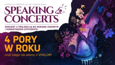 Photo of Speaking Concert – 4 pory w roku w ICE Krakow
