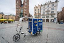 Photo of Szybka Paczka w Krakowie otwarta – pierwszy w Polsce rower kurierski
