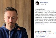 Photo of Adam Małysz: zachorowałem na koronawirusa