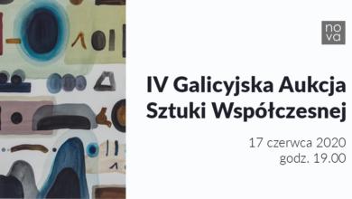 Photo of IV Galicyjska Aukcja Sztuki Współczesnej