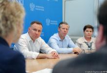 Photo of Prezydent o pomocy w związku z powodziami w Małopolsce