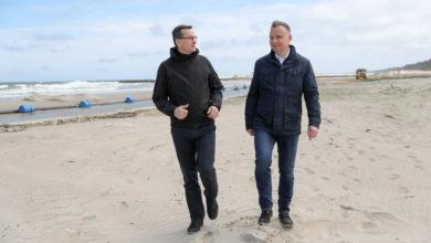 Photo of Prezydent: Inwestycja na Mierzei Wiślanej ma wzmacniać polską suwerenność