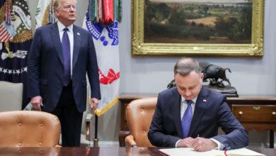 Photo of Prezydent RP w Białym Domu