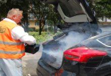 Photo of Częstochowa dezynfekowała samochody mieszkańców