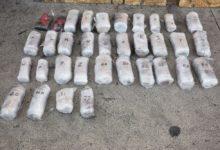 Photo of 46 kg metamfetaminy ukryte w ciężarówce