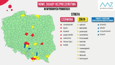 Photo of Kraków w żółtej strefie!