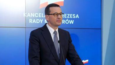 Photo of Morawiecki: chcemy uniknąć kolejnego lockdownu w związku z koronawirusem