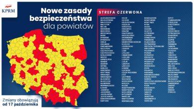Photo of Kraków w strefie czerwonej