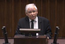 Photo of Jarosław Kaczyński na kwarantannie