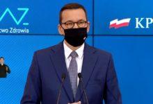 Photo of Premier Morawiecki na kwarantannie