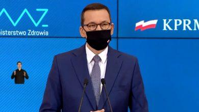 Photo of Premier Morawiecki ogłosił wsparcie o wartości 1,8 mld zł dla ponad 170 tys. firm