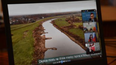 Photo of Budowa mostu na terenie gmin Nowe Brzesko i Drwinia z rządowym wsparciem