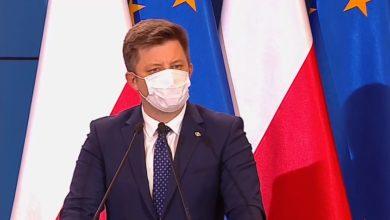 Photo of Dworczyk: w ciągu dwóch tygodni chcemy dokończyć szczepienie nauczycieli i pracowników ochrony zdrowia