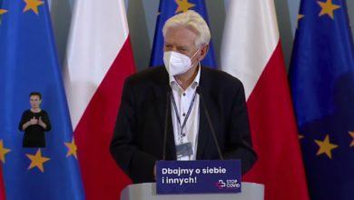 Photo of Prof. Horban: jeśli przekroczymy 30 tys. zakażeń, to od niedzieli możliwy całkowity lockdown