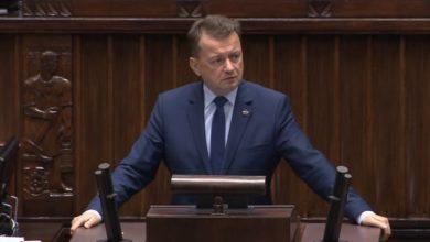 Photo of Błaszczak o przełożeniu prezentacji Nowego Ładu: rząd koncentruje się na walce z pandemią