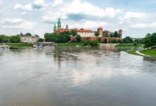 Photo of Przebudowa wałów przeciwpowodziowych w Krakowie