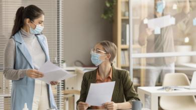 Photo of Rząd nałożył obowiązek zakrywania ust i nosa w pracy, jeśli w pomieszczeniu jest więcej niż 1 osoba