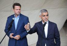 Photo of Burmistrz Londynu wezwał brytyjskiego premiera do wydłużenia okresu przejściowego