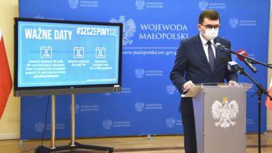 Photo of Ruszyły szczepienia w małopolskich domach pomocy społecznej