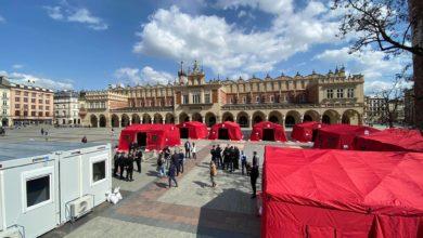 Photo of Masz e-skierowanie? Zaszczep się w majówkę na Rynku Głównym w Krakowie bez rejestracji!