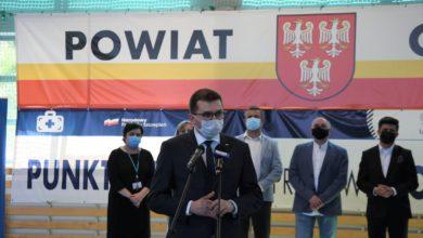 Photo of Wolbrom: Uruchomiono kolejny Małopolski Punkt Szczepień Powszechnych